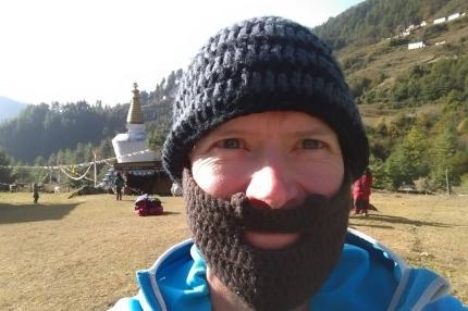 Bearded Traveller
