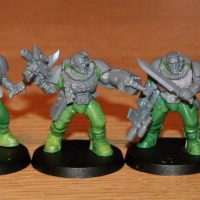 Artscale Space Marine Scouts