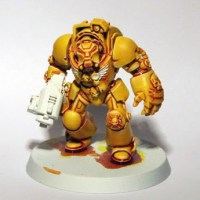 Tutorial - Painting Yellow