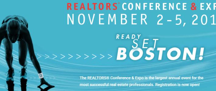 2018 REALTORS® Conference & Expo – 𝘼𝙏𝙏𝙀𝙉𝘿𝙄𝙉𝙂