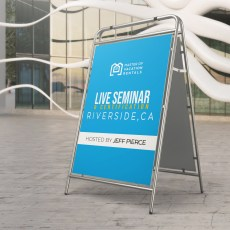 Riverside, CA: Live Seminar & Certification – 10 STEPS TO HOSTING SUCCESS
