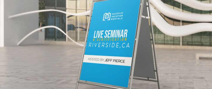 Riverside, CA: Live Seminar & Certification – 10 STEPS TO HOSTING SUCCESS