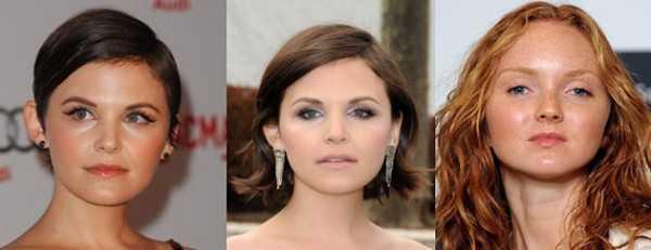 Брови для круглого лица фото до и после – Брови для ...