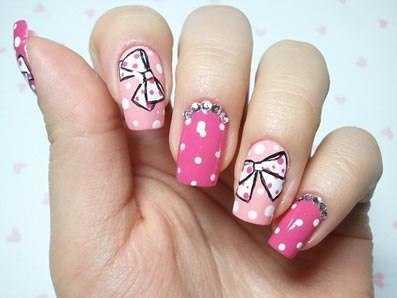 Картинки на ногтях – Красивый дизайн ногтей 2018-2019 года ...