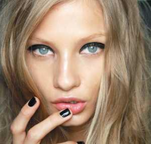 Красивый цвет волос фото для серых глаз – Секреты ...