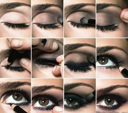 Макияж для темно карих глаз – Макияж для карих глаз. Как ...