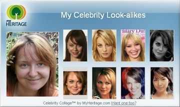 На кого по фото похожа – На кого из знаменитостей я похожа ...