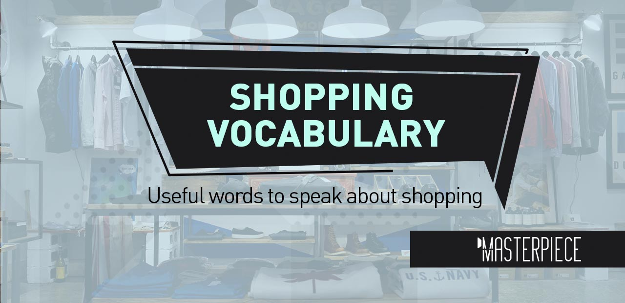 TOP 11 Shopping Vocabulary