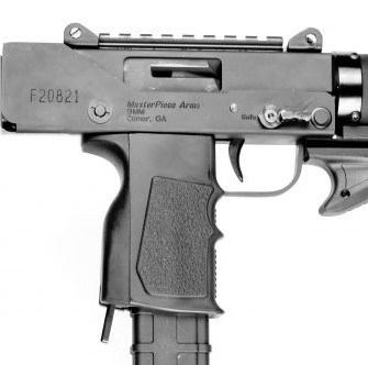 MPA 930-21 Pistol Grip