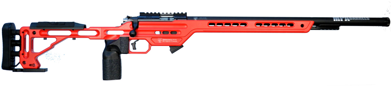 MPA 22BA Bolt Action Rifle - MasterPiece Arms, Inc