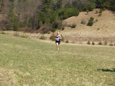 Alice Mountcasel: First Place Female Overall