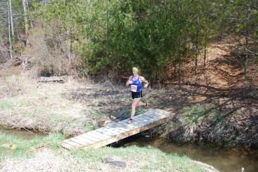 Alice Crossing the Bridge