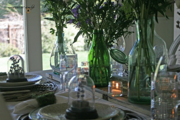 Spring vibes tablescape2