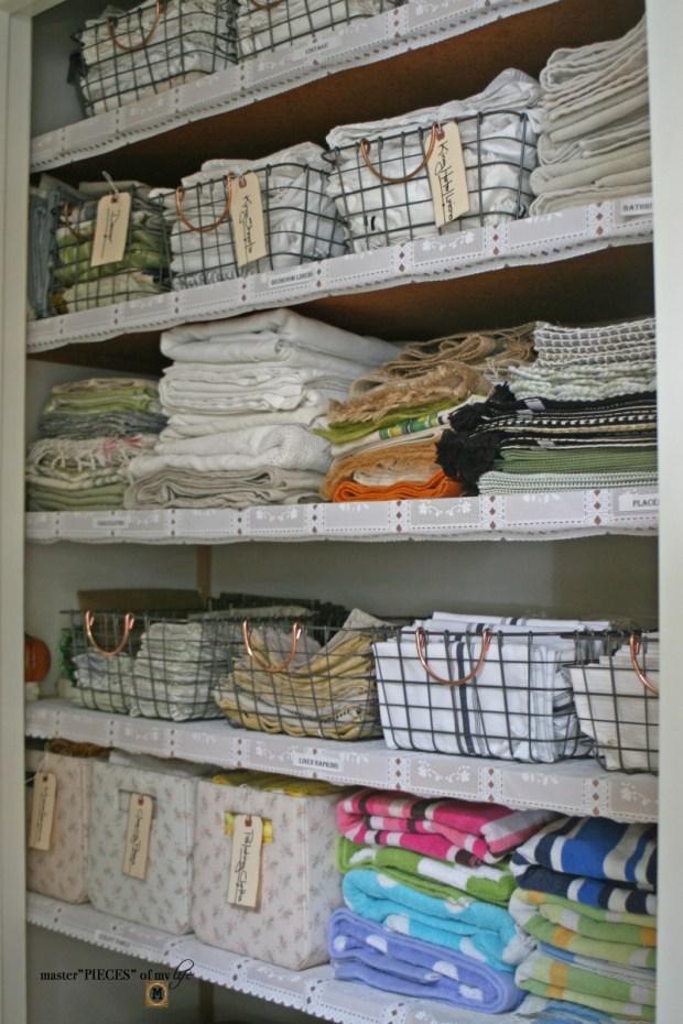Linen closet organization2