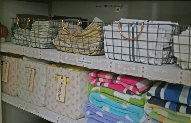 Linen closet organization4
