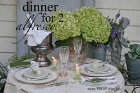 Dinner 4 2 alfresco