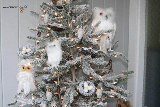 Glitter old fashioned christmas light bulbs6