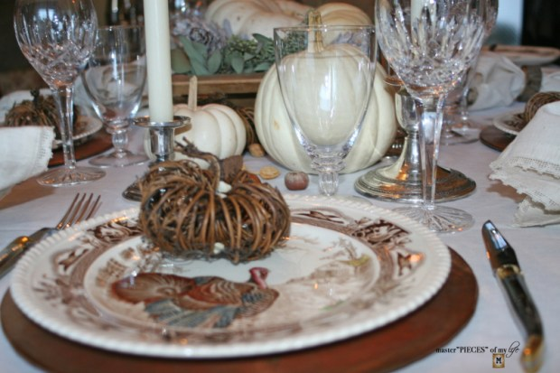 Rustic thanksgiving tablescape5