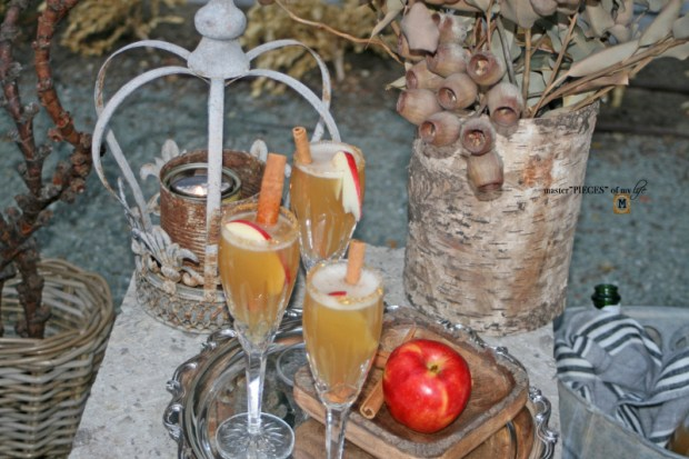 Apple cider mimosa 7