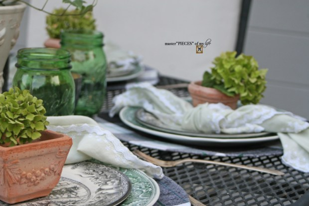 Last day of summer garden tablescape 5