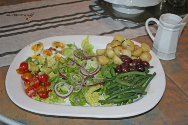 CA style nicoise salad 1
