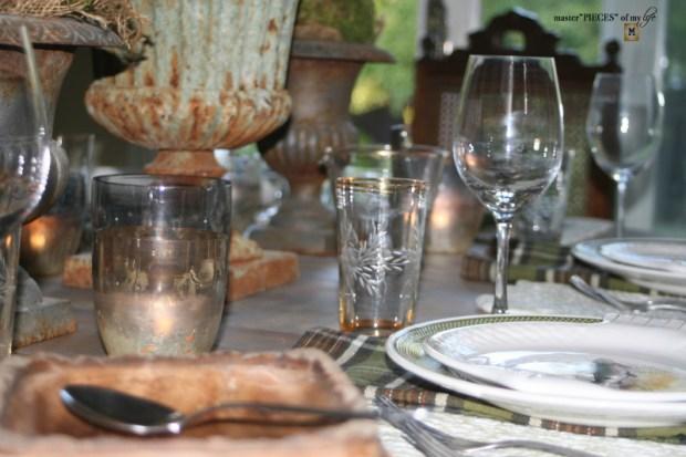 Fish dish tablescape7