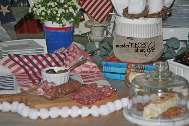 4th of july buffet 7