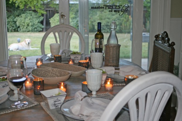 A fathers day tablescape 6