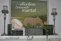 Summer mantel 1