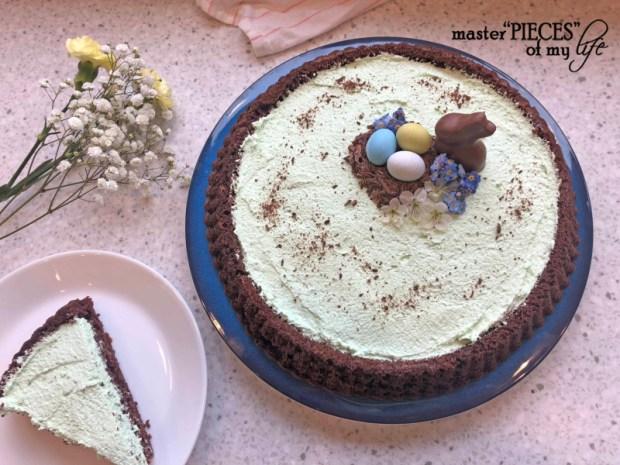 Chocolate pistachio cake2