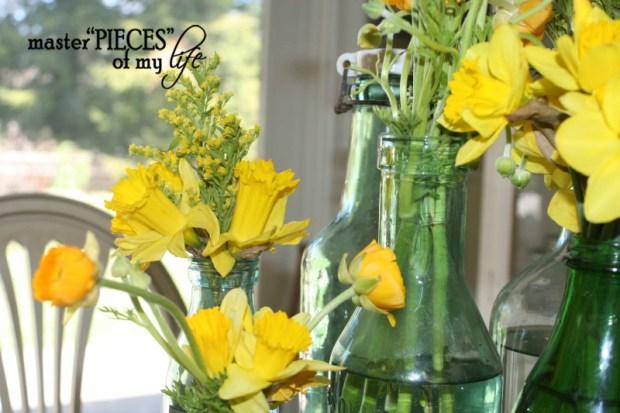 Flowers springing7