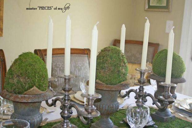 Moss tabletop 6