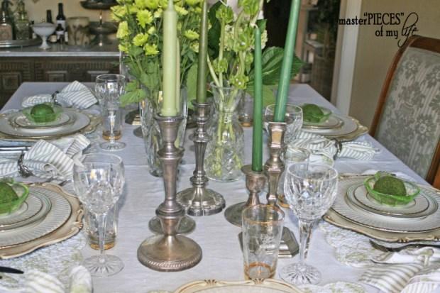 St. patricks stylish tablescape8