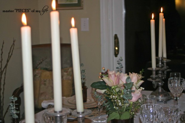 Romantic tablescape for 4-11