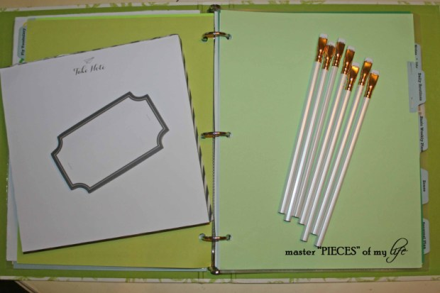 Organizing with daily routines1