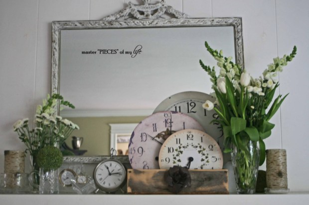 Timely mantel2