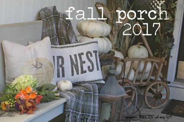 Fall porch 2017
