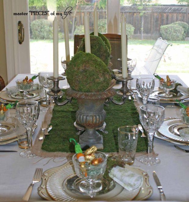 Moss tabletop 4