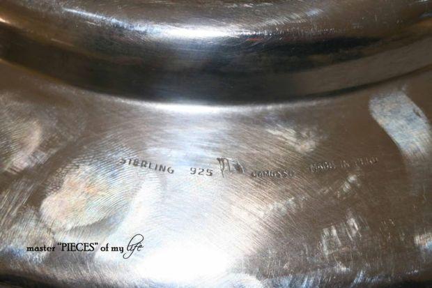 Sterling silver 5