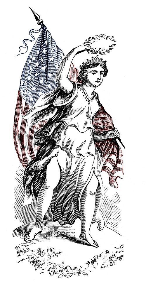 Patriotic-flag-lady-Graphics-Fairy2