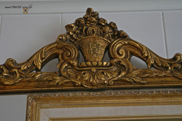 How to antique mirror6