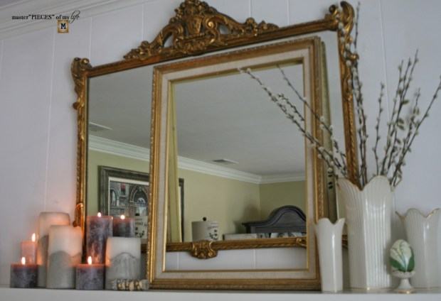 How to antique mirror8