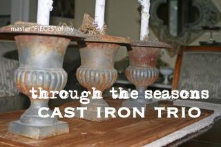 Throughtheseasons cast iron urns