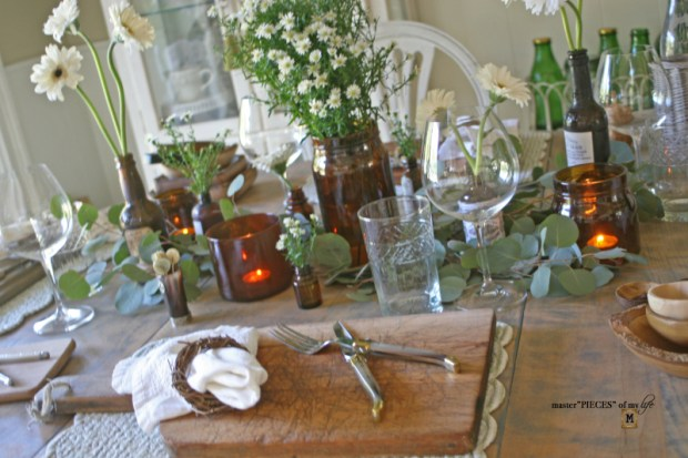 Rustic casual summer tablescape4