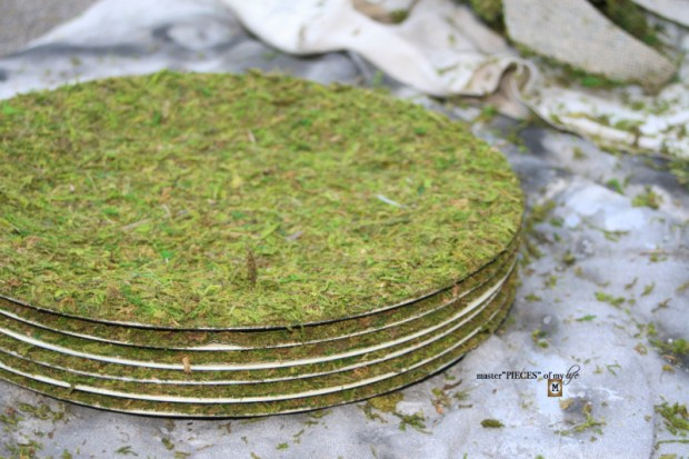Moss chargers DIY 7