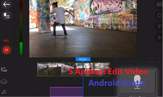 Edit Video Androin