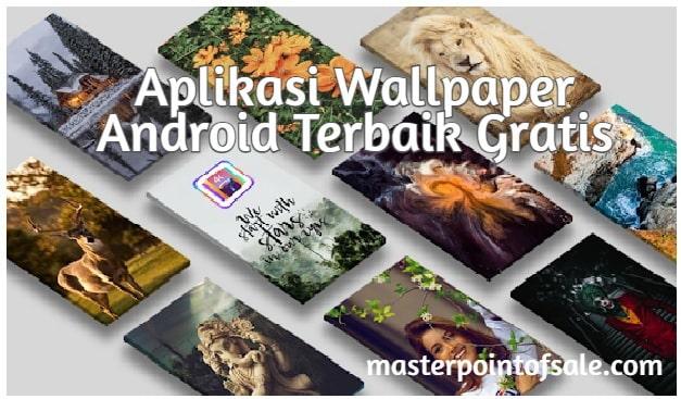 Aplikasi Wallpaper Android Terbaik