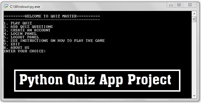 python quiz app in hindi