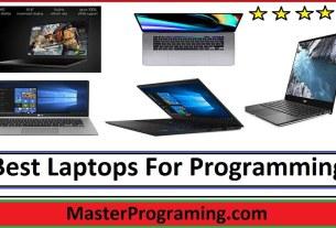 Best Laptops For Programmer in India