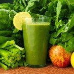 Receta de jugo verde super saludable
